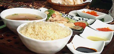 Masakan Khas Singapura di Banyan Tree Lagoi Bintan