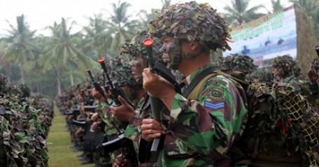 PPRC TNI/Foto Rusdianto
