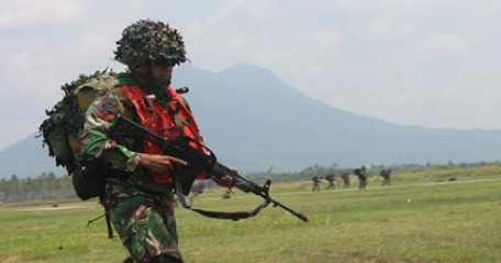Serangan PPRC/Foto Rusdianto