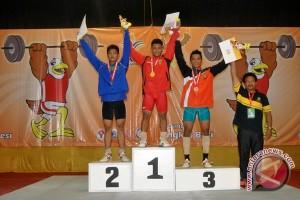 Asyik, Bonus Atlet Popnas Lampung Dibagikan