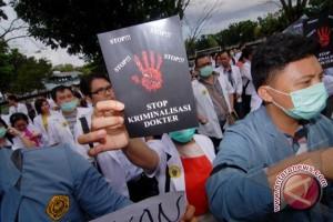 Dokter Spesialis di Gorontalo Mogok Tiga Hari