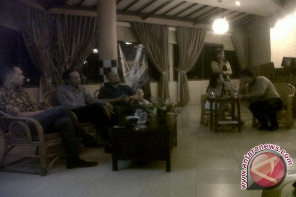 Para tokoh eksklusif Lampung 2013, saat sesi wawancara dan dialog