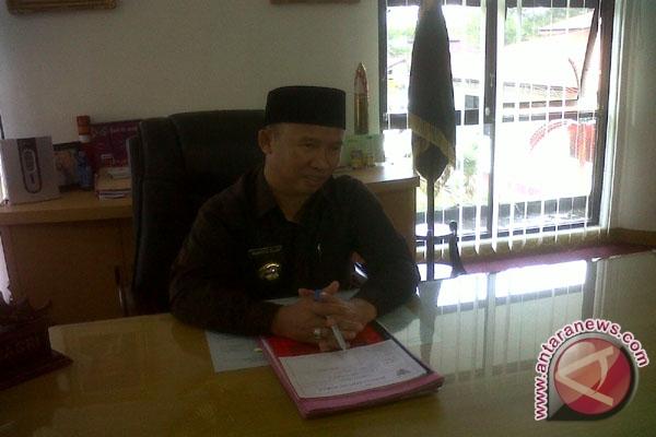 Bupati Lampung Barat Mukhlis Basri. (FOTO: ANTARA LAMPUNG/Budisantoso