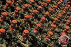Bakti Sosial Warnai HUT TNI di Makassar
