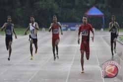 Atletik - Sulsel Rebut Perak Kejurnas Junior