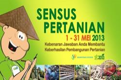 Honor Petugas Sensus Pertanian Rp2,5 Juta Per Bulan