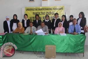Universitas Sawerigading Wisuda 211 Sarjana Baru