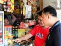 CEO Suntory Garuda Beverage Fransiskus Johny (kanan)