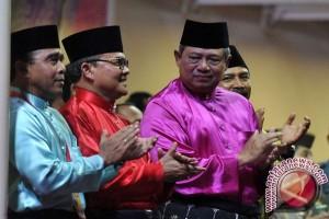 Presiden minta tidak mengganggu stabilitas nasional  jelang Pemilu 2014