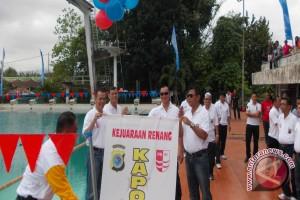 MISC juara umum kejuaraan renang piala Kapolda