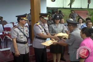 120 Bintara Polisi lulus pendidikan SAG