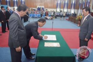 Pemkot Manado gelar mutasi pejabat