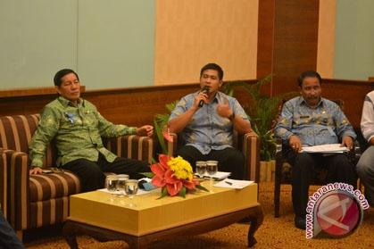 Wakilnya mendapat banyak apresiasi dalam dialog interaktif. (Ky) (1