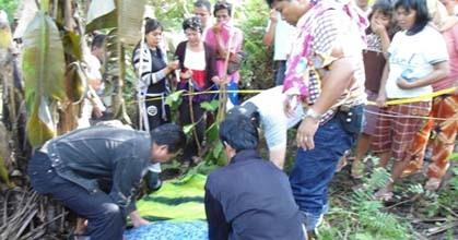 Foto Pembunuhan Sadis Di Purwakarta