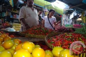 Harga Bahan Pangan di Manokwari Stabil