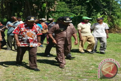 The priority of Imburi-Indubri on their second year leadership in Wondama Bay