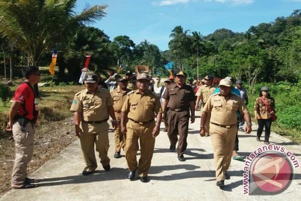 Ini prioritas tahun kedua kepemimpinan Imburi-Indubri di Teluk Wondama