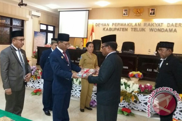 Sekda optimistis perbaiki LKPD Teluk Wondama