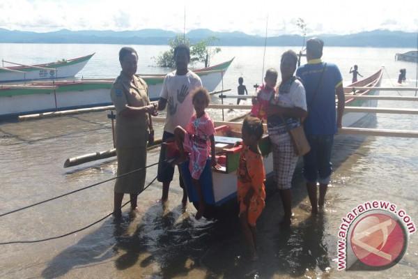 Dana desa Teluk Wondama bangun ekonomi masyarakat