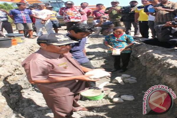 Sejumlah pembangunan fisik Teluk Wondama digenjot 2018