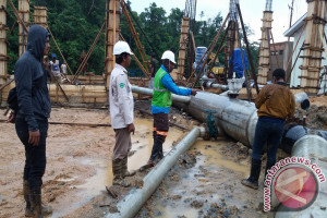 Pembangunan SPAM Regional Papua Barat Mencapai 90 Persen