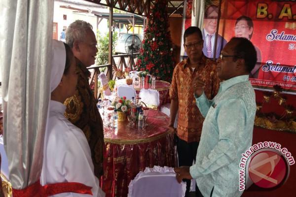 Natal 2017, Bupati ajak warga rawat ketenteram Teluk Wondama
