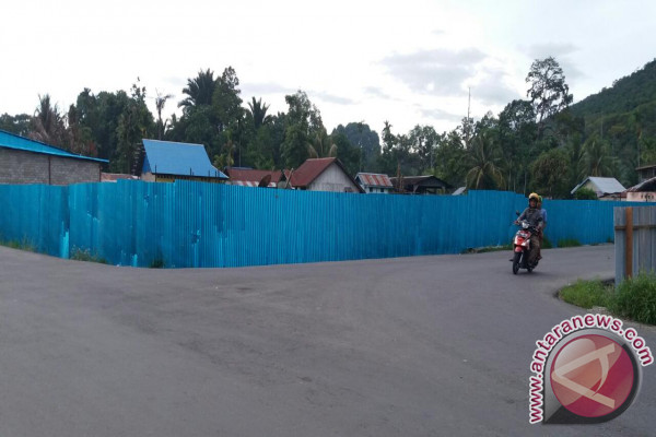 Pasar Soyar Wasior Disulap Jadi Pangkalan Damkar