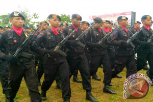 Kapolda Papua Barat Teken Kerjasama Pengamanan Pabrik Semen