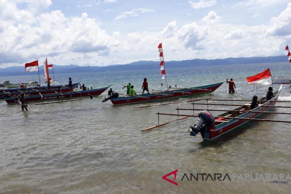 Dana Desa Bangkitkan Usaha Perikanan dan Peternakan Wasior