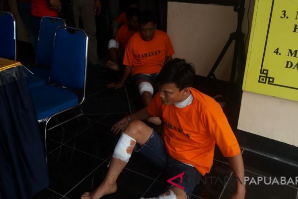 Kelompok Pencuri Antarprovinsi Tertangkap di Sorong Teroganisir