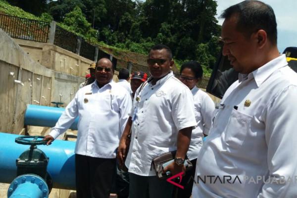 SPAM Regional Menjawab Kebutuhan Air Kota dan Kabupaten Sorong