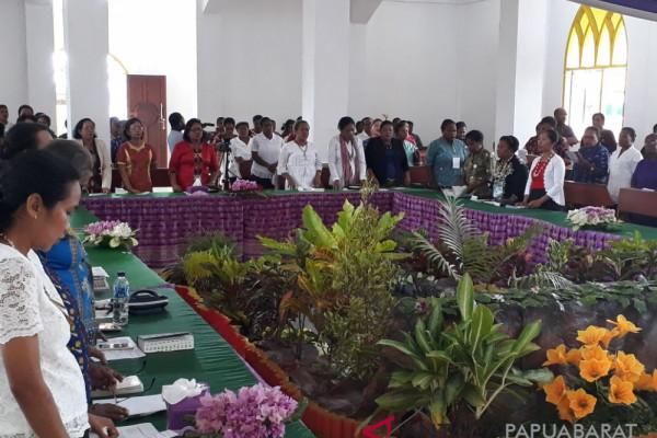 Pembinaan Rohani Tangkal Kejahatan di Papua
