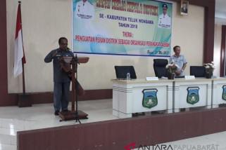 Bupati Wondama : pemilik suara wajib kantongi E-KTP
