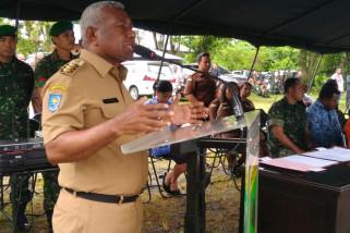 Jalan trans Papua Barat segera diresmikan
