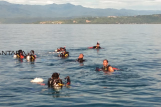 Jumlah penyelam pencari wisatawan asal Batam ditambah jadi 24 orang