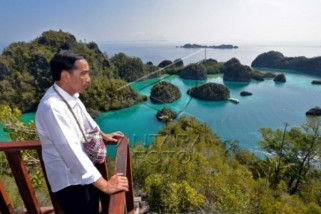 Rakernas MUI di Raja Ampat akan dibuka Jokowi