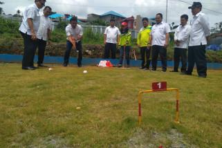 BPJN perkenalkan olahraga Gateball di Papua Barat