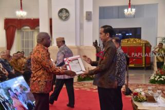 Dana Otsus-Infrastruktur Papua Barat Rp.396 triliun