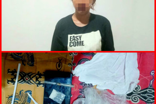 Polisi tangkap wanita pemilik sabu di Sorong