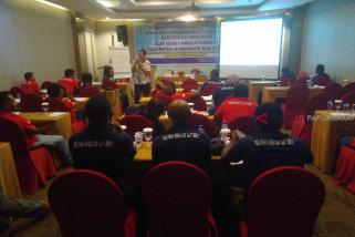 Pemprov Papua Barat sertifikasi operator alat berat