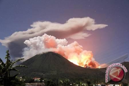 Gunung Meletus Ganggu Penerbangan di Selandia Baru