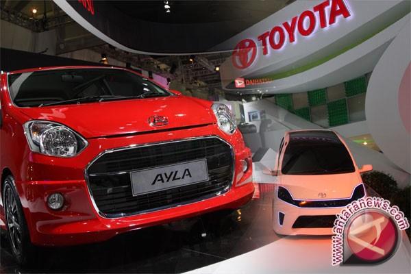 Astra Daihatsu Ayla dan Astra Toyota Agya, compact car terbaru dari