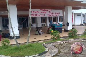 Pengungsi Maluku Bangun Posko Di DPRD Sultra