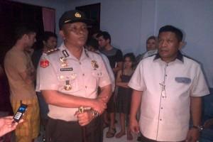 Polres Wakatobi Serahkan 139 Imigran Gelap Ke Imigrasi Kendari