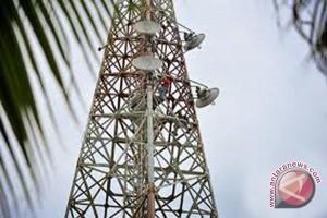 Sebagian tower telekomunikasi berdiri tanpa izin