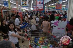 Disperindagkop  Palembang stop sementara pendirian mini market
