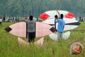 Ribuan warga ikuti Festival Layang-Layang Danguang
