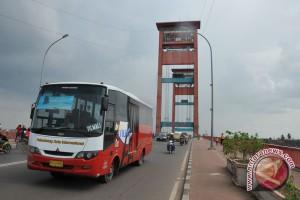 Tarif Transmusi Palembang naik