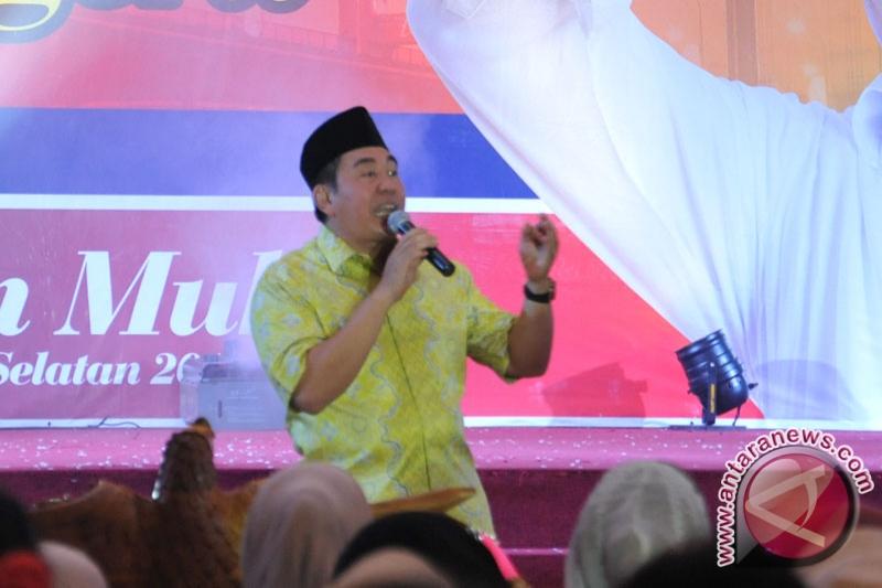 ... maju calon Gubernur Sumsel - Antara News Palembang Sumatera Selatan