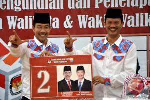 MK: Romi-Harnojoyo pemenang pilkada Palembang